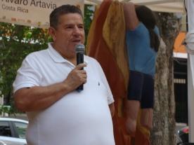 Alcalde Lic. Gerardo Oviedo