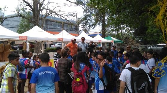Escuela Andres Bello Lopez