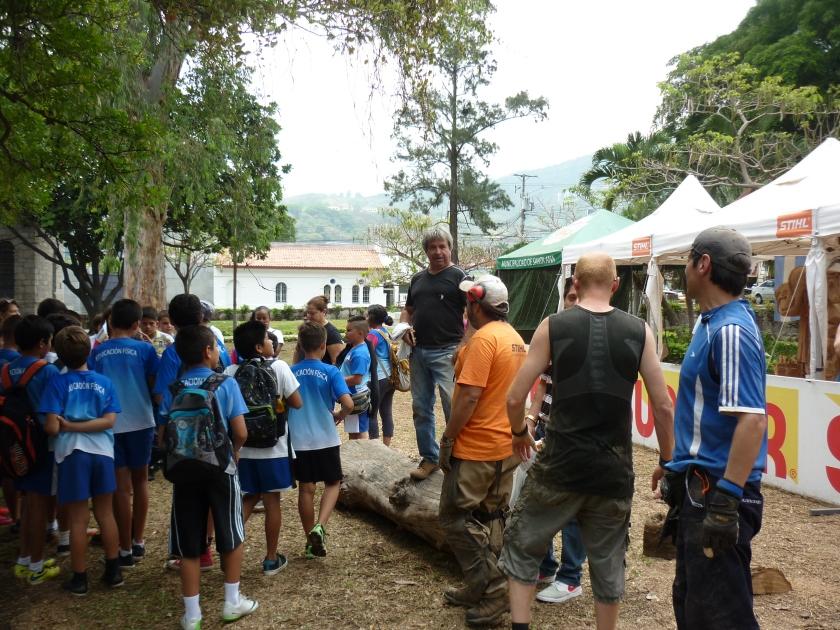 Visita Escuela Andres Bello Lopez (6)