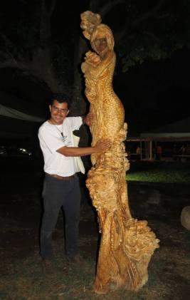 Juan Manuel Arce-La Floracion del Roble